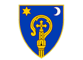 Slika predstavlja logo grada Dugo Selo.