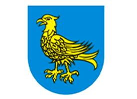 Slika predstavlja logo grada Jastrebarsko.
