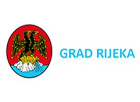 Slika predstavlja logo grada Rijeke.