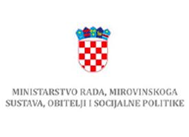Slika predstavlja logotip ministarstva rada.
