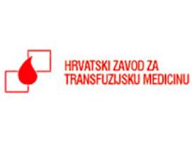 Slika predstavlja logotip transfuzijske medicine.