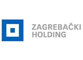 Slika predstavlja logo Zagrebačkog holdinga.